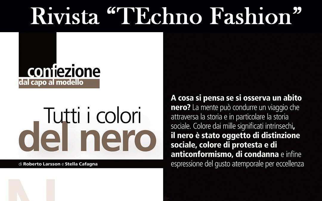 Articolo Rivista Techno Fashion